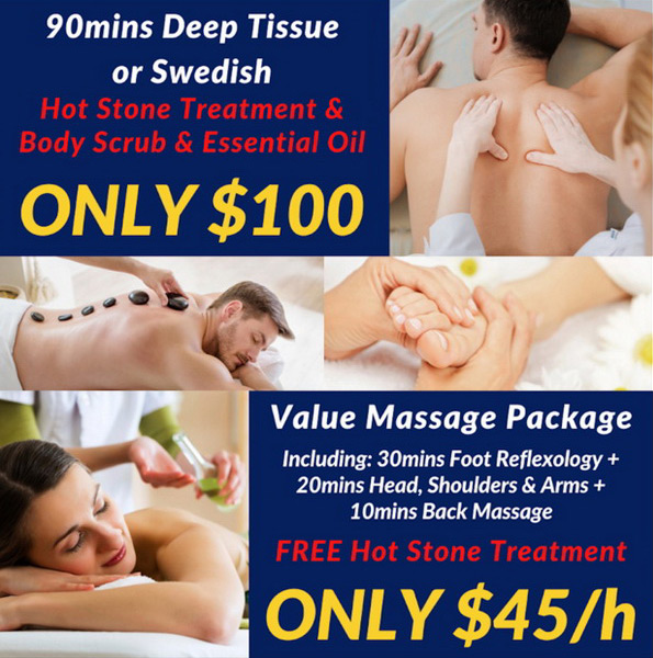 Current Massage Special